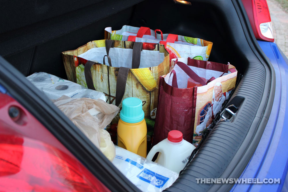 Transporting Groceries | Fairfield, CT